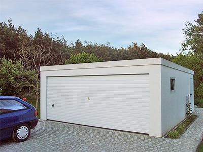 zwei fahrzeuge in einer doppel garage unterbringen. Black Bedroom Furniture Sets. Home Design Ideas