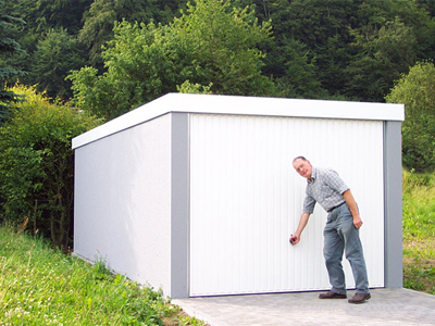 garagen in mehr als 120 standardgr en. Black Bedroom Furniture Sets. Home Design Ideas